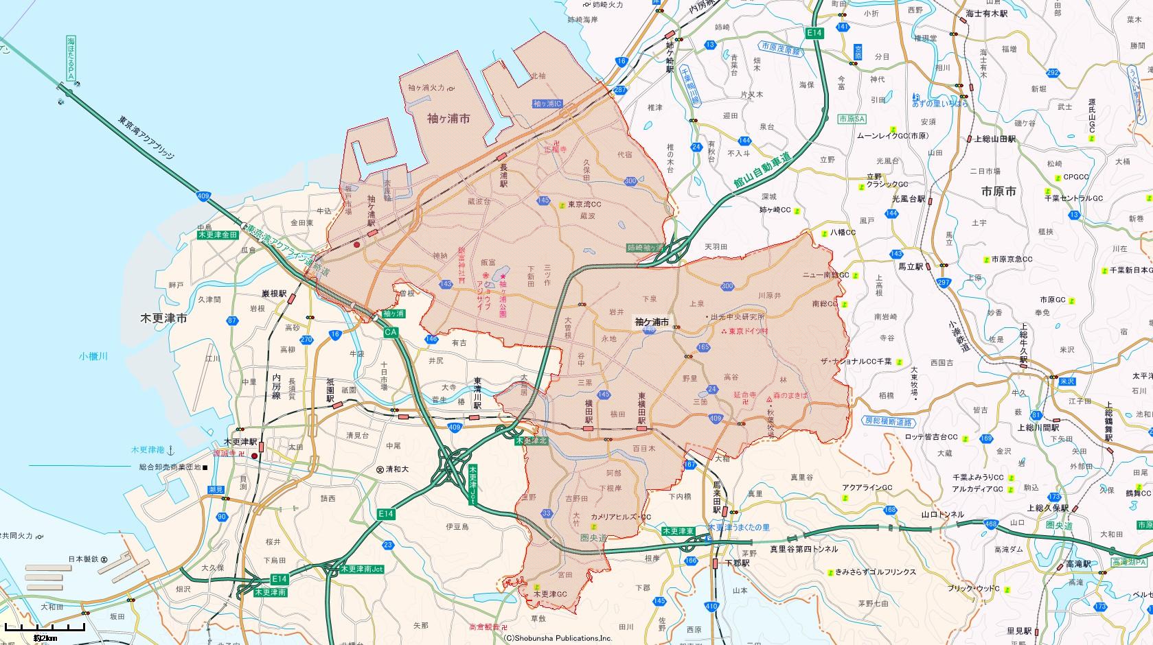 東京都あきる野市地図